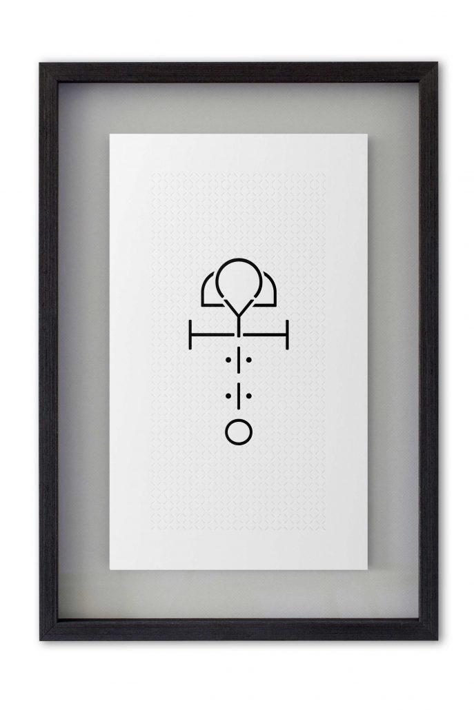 Heiko Rossmeissl –Typo Artist – Werk 1: Wizard of Science